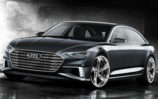 Audi reinvents Avant estate with striking concept car