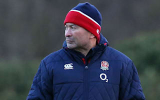 Jones names 25-man England squad to face Scotland