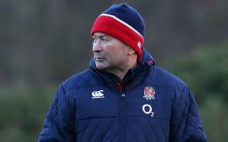 Jones names 25-man England squad to face Scotland