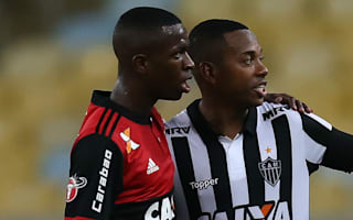 Real Madrid target Vinicius makes Flamengo debut aged 16