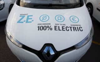 Demand for electric cars hits record high