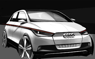 Audi shows off new A2 concept