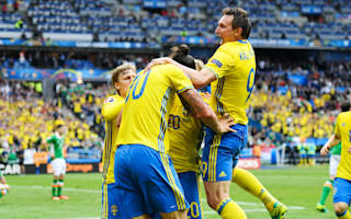Republic of Ireland 1 Sweden 1: Clark own goal breaks Irish hearts