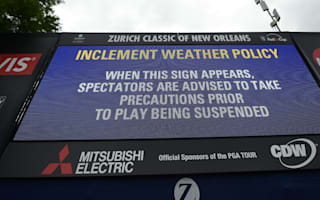 Zurich Classic set for 54-hole finish as deluge halts play again