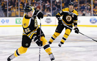 Ducks annihilate Bruins, Thornton gets 1,300th NHL point