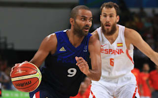 Rio 2016: Parker wants five more years at Spurs after France farewell