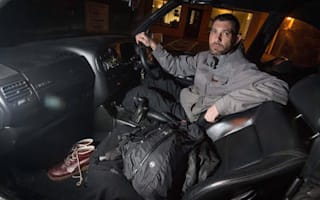 Homeless army veteran forced to live in his car