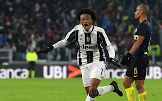 Juventus 1 Inter 0: Cuadrado stunner ends visitors' fine run