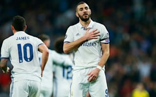 Zidane praises Benzema after 50th Champions League goal