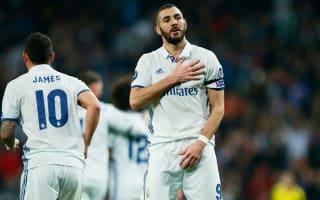 Zidane praises Benzema after 50th Champions League goal