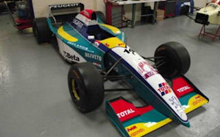 1995 F1 car could be yours for £97,500