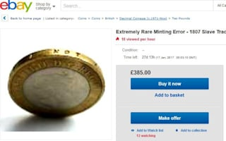 Is your £2 coin worth more than £300?