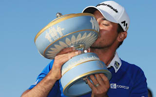 In-form Day defeats Oosthuizen to win WGC-Dell Match Play