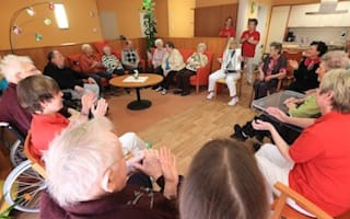 UK care home death rate soars