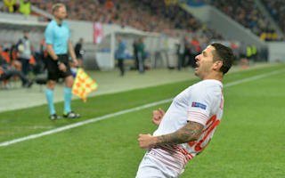 Sevilla v Shakhtar Donetsk: Vitolo fired up to seal historic Europa League final spot