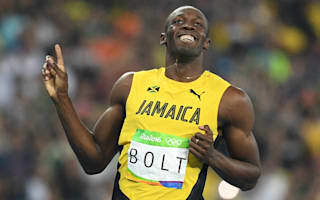 Rio 2016: Bolt cruises into 200m final as Thompson seals sprint double