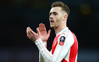 Chambers loaned to Middlesbrough by Arsenal