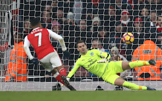 Arsenal 2 Burnley 1: Sanchez snatches thrilling win for 10-man Gunners