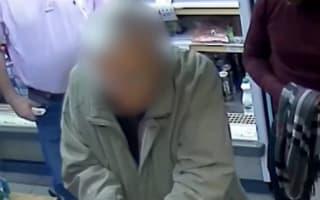 Elderly man has car keys stolen at petrol station
