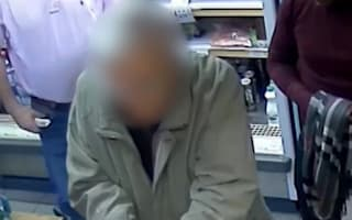 Elderly man has car keys stolen at petrol station