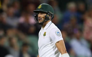 Du Plessis: South Africa fancied chances before washout
