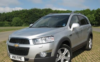 Chevrolet Captiva 2.2 VCDi LTZ AWD: Road test