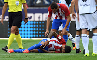 Atletico midfielder Augusto suffers ACL injury
