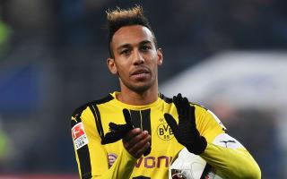 Watzke: Dortmund would consider EUR80m for Aubameyang