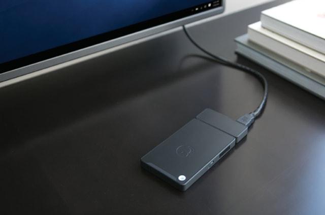 Kangaroo es un PC con Windows 10 del tamaño de un smartphone