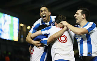 Brighton and Hove Albion 3 Derby County 0: Murray sends Seagulls level with leaders Newcastle