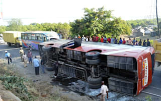 British tourists in Kenya coach crash