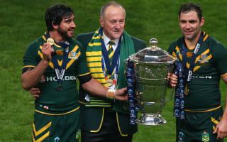 England announce 2021 Rugby League World Cup bid