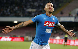 Hamsik claims he snubbed Juventus, Milan and Inter