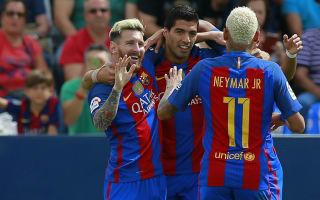 Menotti: Ronaldo never played in a team like Messi's