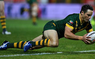 Australia thrash Scotland in Four Nations opener