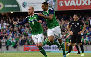 Northern Ireland 1 New Zealand 0: Boyce opens international account in routine win