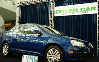 Green Car of the Year 2009: VW Jetta TDI