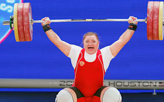 Russian weightlifters banned from Rio 2016