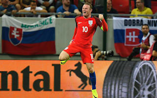 Rooney happy with deeper England role
