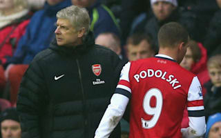 Wenger is Arsenal - Germany hero Podolski backs former boss