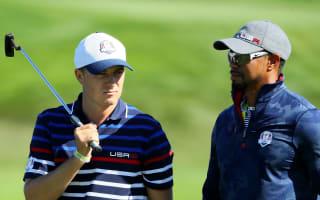 Woods still turning heads, says Spieth