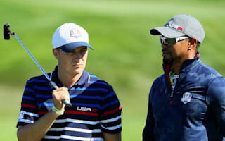 Woods still turning heads, says Spieth