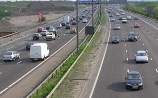 Learner driver caught speeding at 132mph on motorway