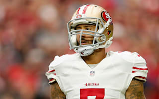 49ers place Colin Kaepernick on injured reserve, promote Dylan Thompson