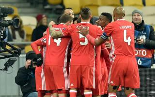 Vitoria: Benfica face three more finals