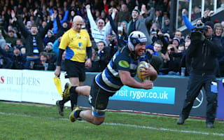 Houston back at Bath to cover injury woes