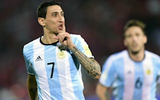 Di Maria hoping it's third time lucky for Argentina