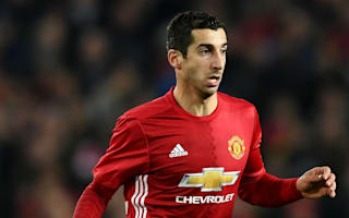 Mkhitaryan accepts blame for slow start at United
