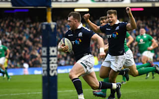 Scotland end recent Ireland hoodoo thanks to Hogg heroics