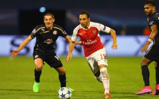 Arsenal v Dinamo Zagreb: Doping scandal overshadows pivotal clash